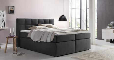 boxspringbett. Black Bedroom Furniture Sets. Home Design Ideas